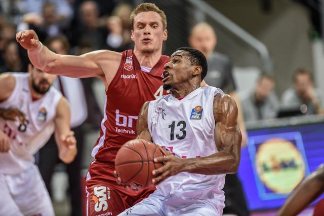 BBL: Telekom Baskets Bonn vs. Brose Bamberg