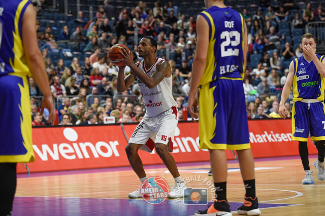 ProA: RheinStars Köln vs. Phoenix Hagen