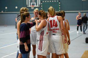Regionalliga Damen: RheinStars Köln vs. Dragons Rhöndorf