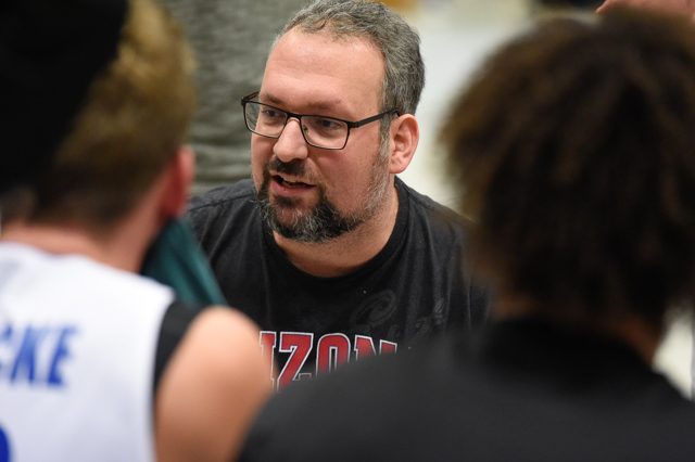 2. Regio: Deutzer TV vs.  Sechtem Toros Basketball