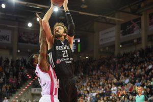 Basketball Champions League:Telekom Baskets Bonn vs. Besiktas Istanbul