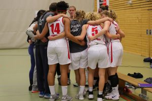 WNBL: RheinStars Ladies Hürth vs Metropol Girls