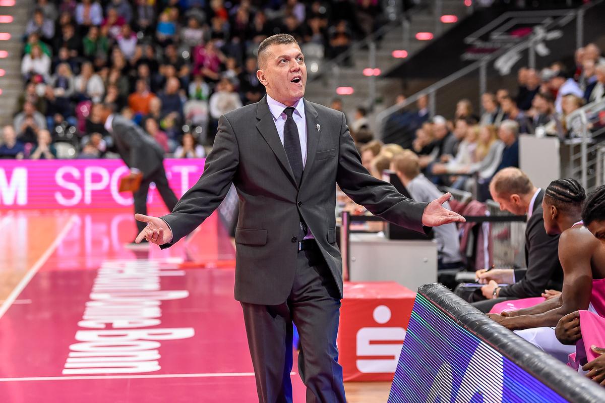 BBL: Telekom Baskets Bonn vs. s.Oliver Würzburg