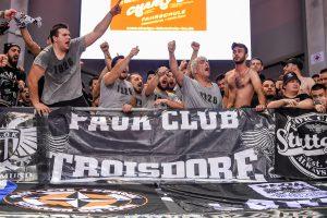 Champion League: Telekom Baskets Bonn vs. PAOK Thessaloniki