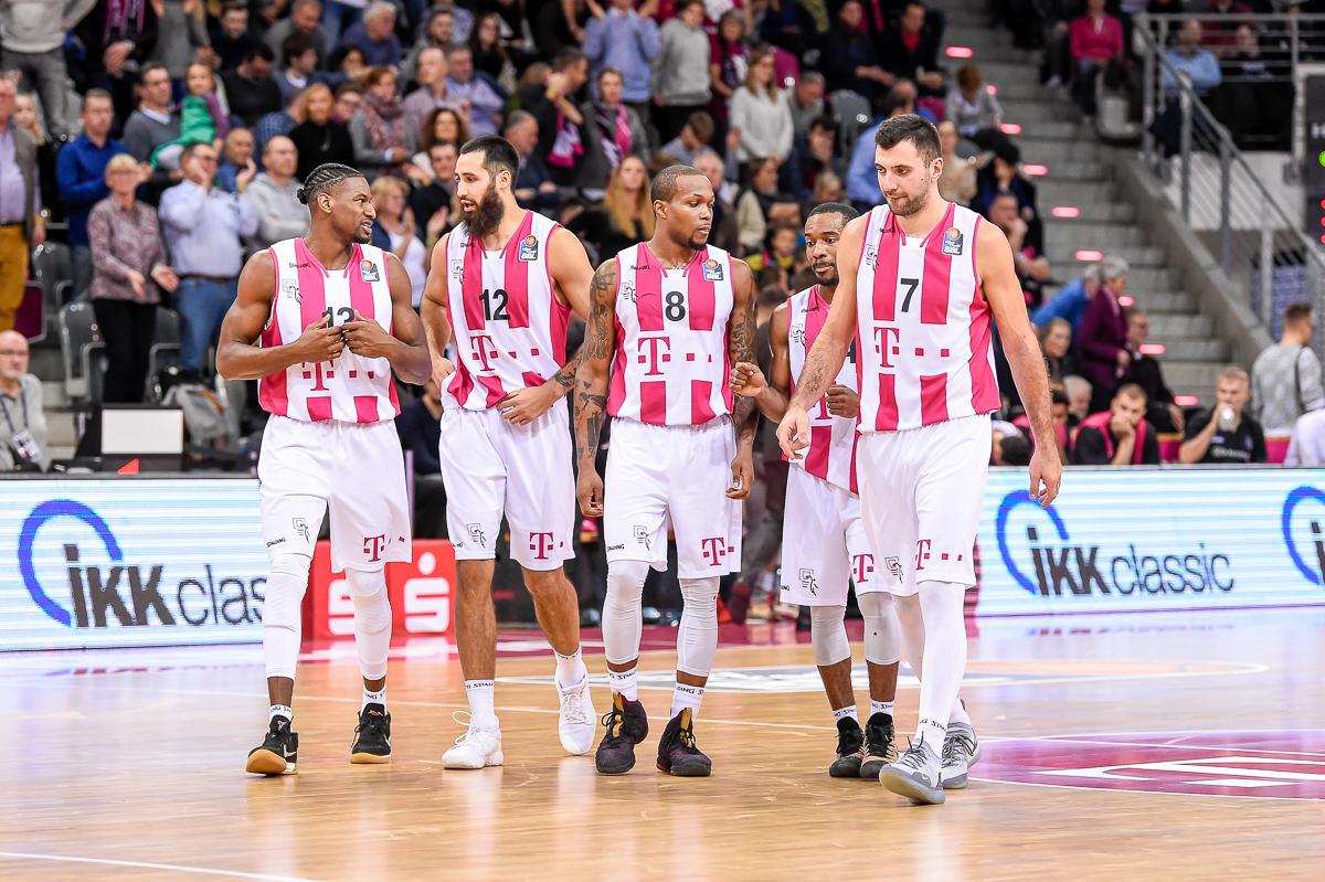 BBL: Telekom Baskets Bonn vs. RASTA Vechta