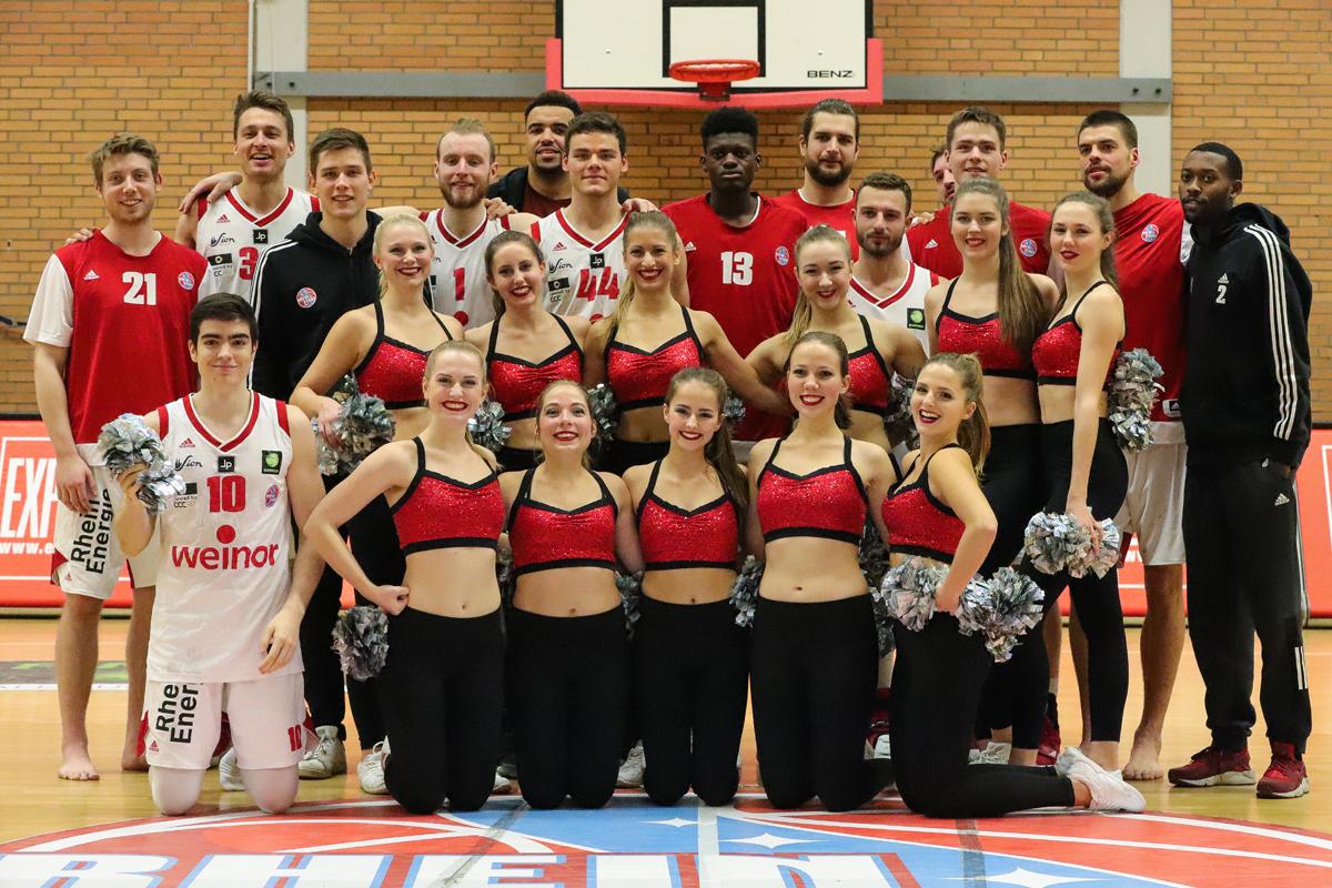 ProB:RheinStars Köln vs. Basketball Löwen Erfurt