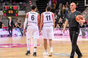 Basketball Champions League: Telekom Baskets Bonn vs. Hapoel Unet Holon