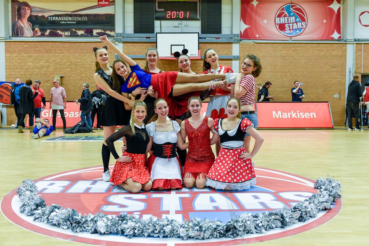 ProB: RheinStars Köln vs. scanplus baskets Elchingen