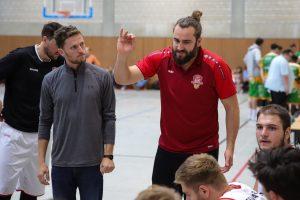 1.Regio: Bayer Giants vs BG Dorsten