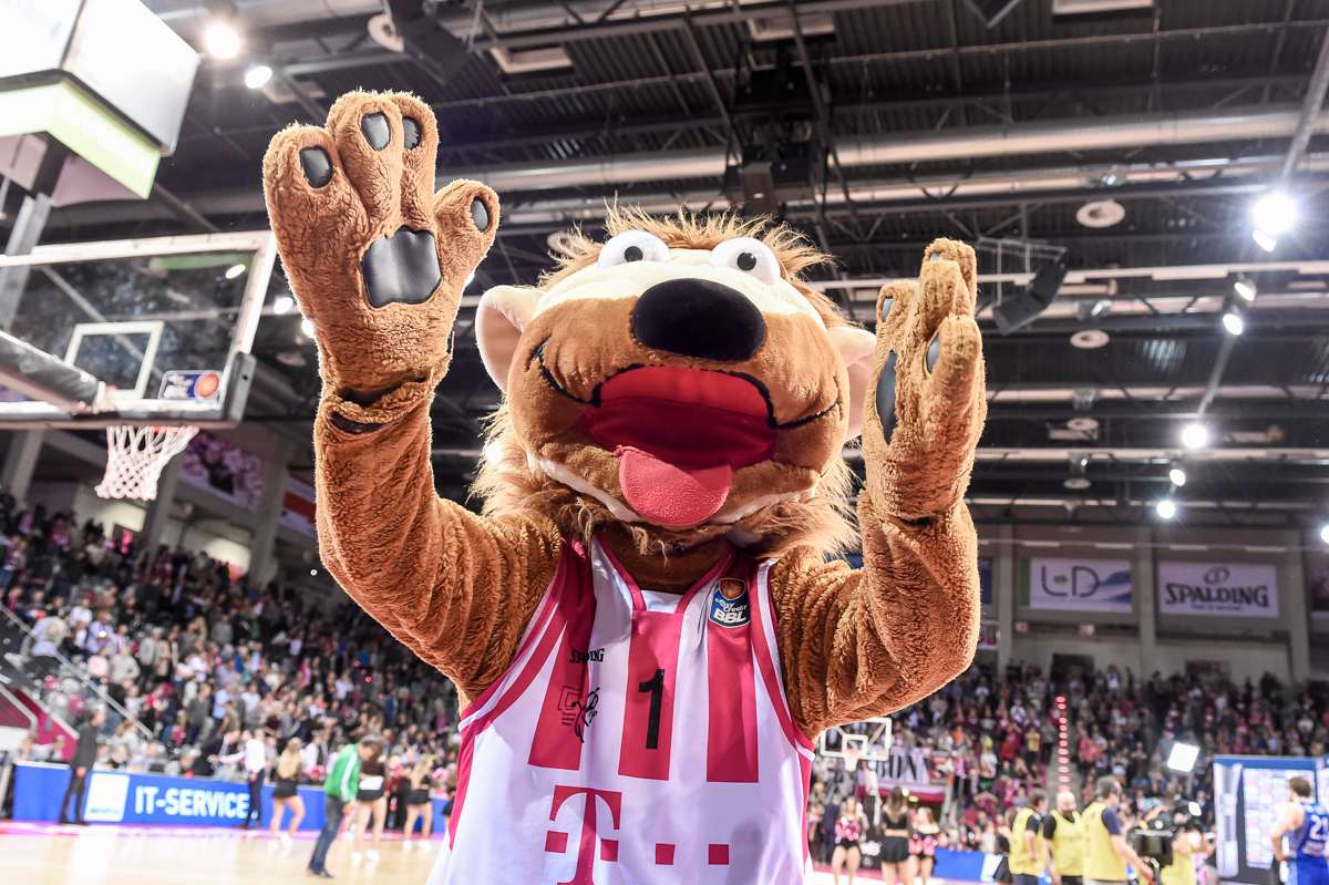 BBL: Telekom Baskets Bonn vs Fraport Skyliner