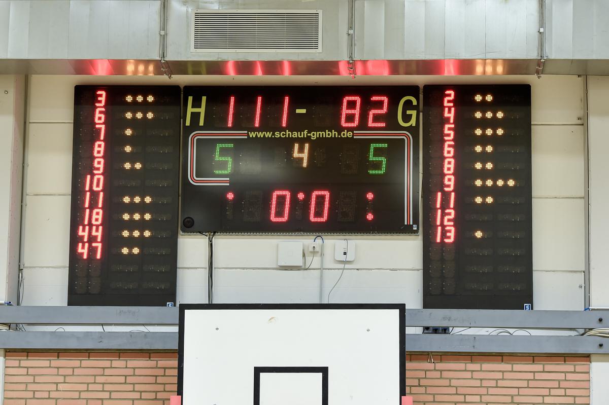1.Regio: RheinStars Köln vs. BG Hagen