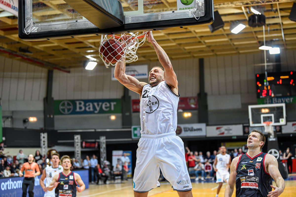 ProA: Bayer Giants Leverkusen vs Artland Dragons