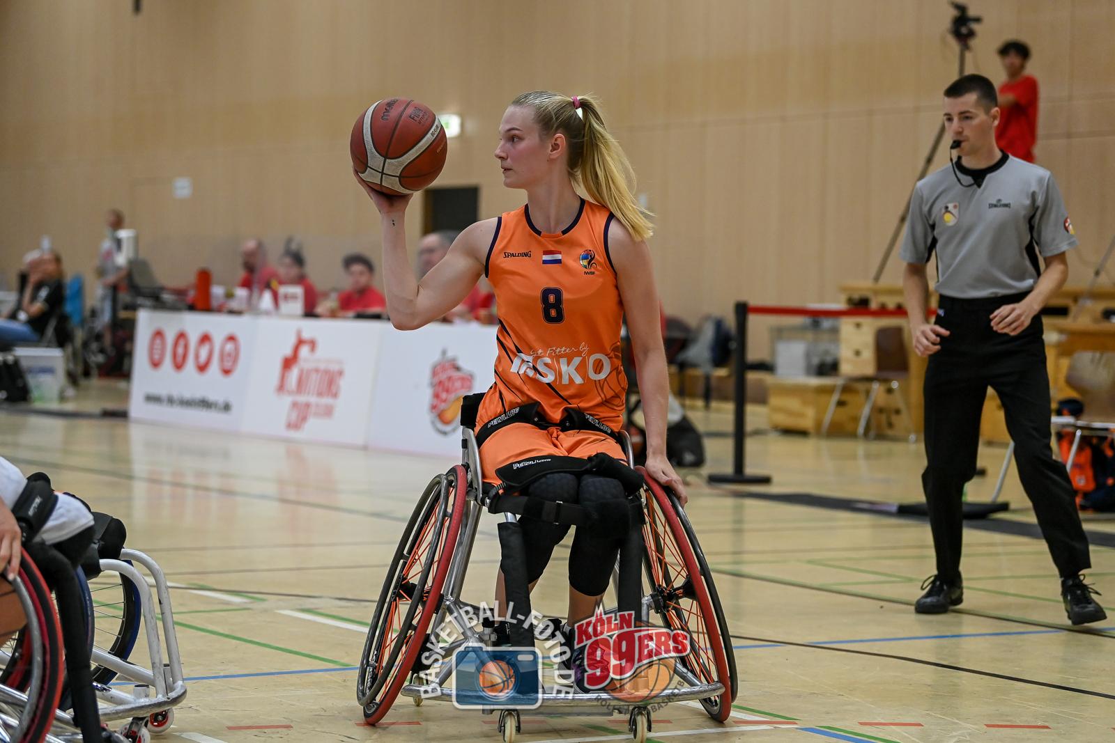 NCC 2021: 2021-07-23 Team Deutschland vs Team Niederlande